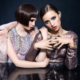diva editorial by ruth schmidt fashion photographer cover